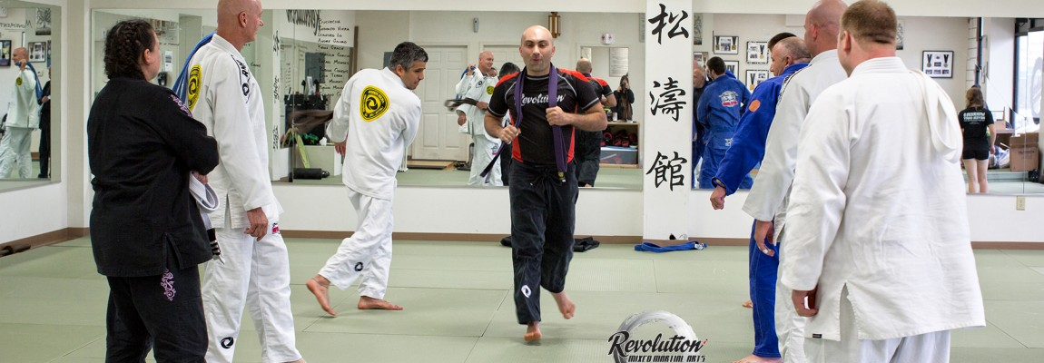 BJJ Promotions at Revolution MMA Benton